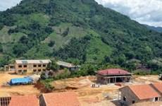 Quãng Ngãi: Chính quyền vẫn cấp sổ đỏ đất dự án đã thu hồi