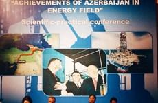 Azerbaijan sẵn sàng hợp tác trong lĩnh vực năng lượng với Việt Nam