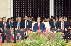 Thủ tướng đưa ra nhiều đề xuất quan trọng tại Hội nghị cấp cao CLV-8