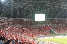 Sân vận động Quốc gia Singapore có thể chuyển sang mặt cỏ nhân tạo