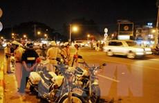 TP.HCM tập trung phòng chống tội phạm dịp Tết Nguyên đán