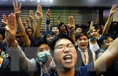Trung Quốc cảnh báo Anh chớ can thiệp vào tình hình Hong Kong