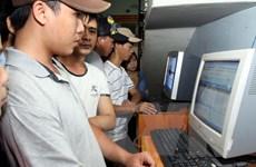 Khắc phục xong sự cố khi thanh toán vé tàu Tết qua mạng Internet