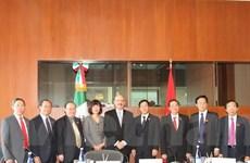 Đoàn Ủy ban Đối ngoại Quốc hội thăm làm việc tại Mexico và Colombia