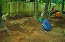 Trà Vinh: Tiến hành khai quật khu di chỉ tại chùa Lò Gạch