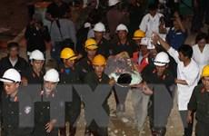 Giải cứu thành công 12 công nhân vụ sập hầm: Chiến công cho tất cả