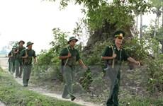 Xây dựng biên giới Việt Nam-Campuchia hợp tác cùng phát triển
