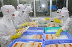 Kim ngạch xuất khẩu nông lâm thủy sản 2014 ước đạt 30,8 tỷ USD