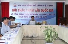 ĐBSCL sẽ gánh chịu nhiều hậu quả nặng nề từ thủy điện Don Sahong