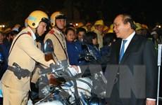 Hà Nội triển khai năm văn minh đô thị, đảm bảo an toàn giao thông