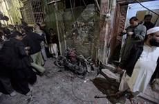 Pakistan: Đánh bom thánh đường Hồi giáo, ít nhất 8 người chết