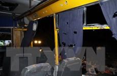 Hội đồng Bảo an lên án vụ tấn công xe buýt tại miền Đông Ukraine
