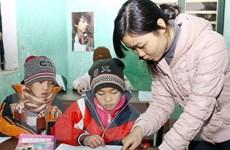 Công bố kết quả mới nhất về chương trình nghiên cứu trẻ em nghèo
