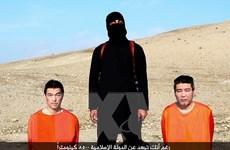 Nhật Bản tìm trợ giúp từ quốc tế để giải cứu các con tin trong tay IS