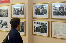 Triển lãm hơn 200 ảnh và hiện vật quý giá về Đảng Cộng sản