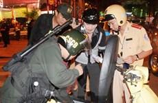Tổng cục Cảnh sát huy động tối đa lực lượng duy trì an ninh Tết