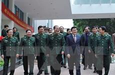 Chủ tịch nước: Giữ vững ổn định chính trị địa bàn biên giới, hải đảo