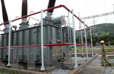 Phó Thủ tướng Hoàng Trung Hải kiểm tra tiến độ dự án điện và than