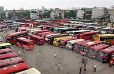 Hà Nội ổn định giá vé tại các bến xe dịp Tết Nguyên đán