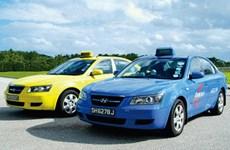 Singapore: Lắp camera trong taxi để giảm tình trạng hành hung tài xế