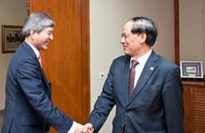 ASEAN-Hàn Quốc tiếp tục nỗ lực thúc đẩy hợp tác song phương