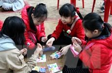 Phong phú các hoạt động vui Xuân tại Bảo tàng Dân tộc học