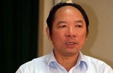 Bắt Phó Giám đốc Sở Nông nghiệp và Phát triển nông thôn Hà Nội