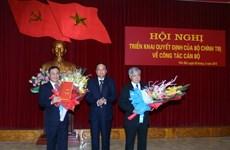 Triển khai các Quyết định của Bộ Chính trị về cán bộ tại Yên Bái