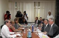 Cuba và EU hài lòng về vòng đám phán bình thường hóa quan hệ