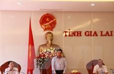 Phó Thủ tướng Phạm Bình Minh làm việc tại Gia Lai và Kon Tum