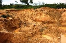 Bắc Kạn: Sập hầm khai thác vàng trái phép, 2 thanh niên tử vong