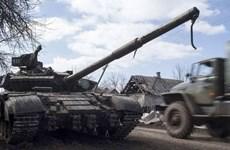 NATO tố cáo Nga tiếp tục hậu thuẫn phe ly khai ở miền Đông Ukraine