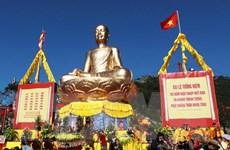 Lập hồ sơ xét công nhận quần thể di tích Yên Tử là di sản thế giới