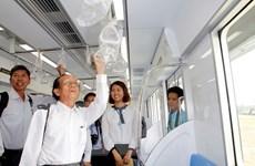 Lấy ý kiến nhân dân về thiết kế đầu máy, toa xe tuyến metro số 1