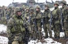 Đức triển khai 500 binh sỹ tới Litva tham gia tập trận chung
