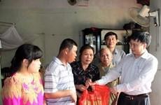 Nghệ An: Tiếp nhận con liệt sỹ Gạc Ma vào làm việc tại bệnh viện