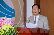 Công bố chương trình và nội dung Đại hội đồng IPU-132 tại Hà Nội