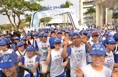 6.000 ngườichạy bộ hưởng ứng Ngày sức khỏe răng miệng thế giới