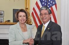 Việt Nam-Hoa Kỳ còn nhiều tiềm năng hợp tác phát triển hơn nữa