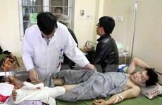 Tổng Liên đoàn Lao động thăm hỏi công nhân Formosa bị nạn