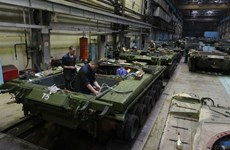 Nga tiếp tục mở rộng xuất khẩu vũ khí bất chấp lệnh trừng phạt