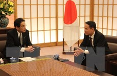 TTXVN tăng cường hợp tác với hãng thông tấn Kyodo của Nhật Bản