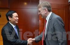 Việt Nam dành ưu tiên cao nhất cho đàm phán Hiệp định EVFTA