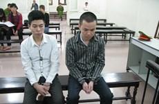 Hà Nội: Xét xử phúc thẩm vụ án hai tài xế taxi đua xe trái phép