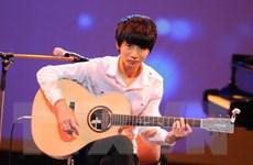 Thần đồng guitar của Hàn Quốc sắp tới Việt Nam biểu diễn