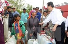 Thủ tướng: Đảm bảo nước sinh hoạt cho dân vùng hạn bằng mọi giá