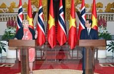 Toàn văn Thông cáo chung giữa hai nước Việt Nam-Na Uy