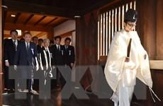 Hơn 100 nghị sỹ của Nhật Bản đến viếng ngôi đền Yasukuni