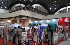 Quảng bá hình ảnh Việt Nam tại Hội chợ Toàn cầu về dịch vụ ở Ấn Độ