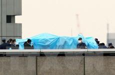 Lộ diện nghi phạm vụ vật thể bay đáp xuống Dinh Thủ tướng Nhật
